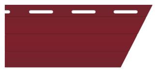 red shutter