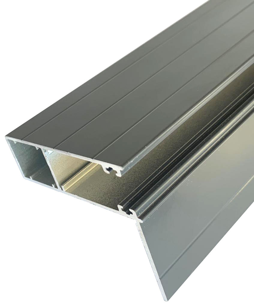 72 Mm Flanged Guide Rail Oz Roller Shutters