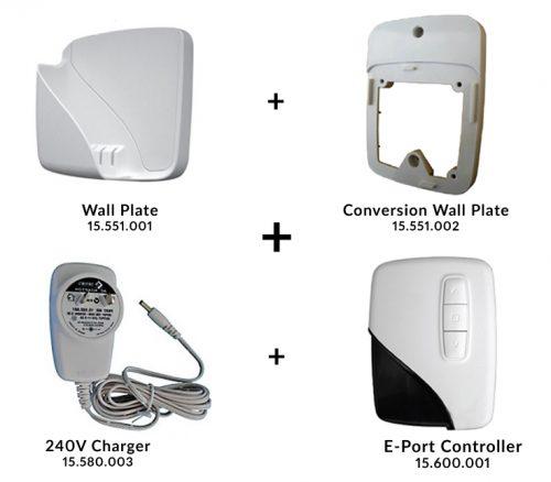 E-Port-Controller-Conversion