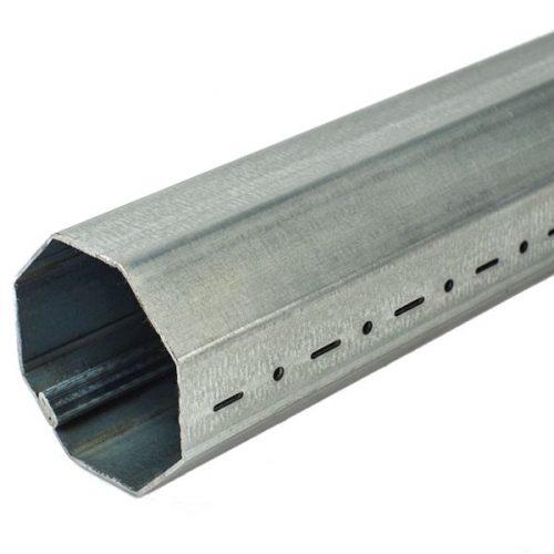 Galvanized Steel Axle 60 mm