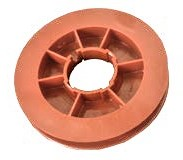 Pulley Tape PVC 140 mm Red