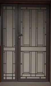 SP 34AB Designer Door