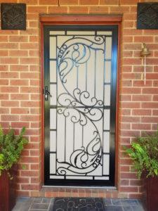 SP53 Designer Door