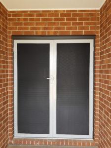 Vision Guard Double Door